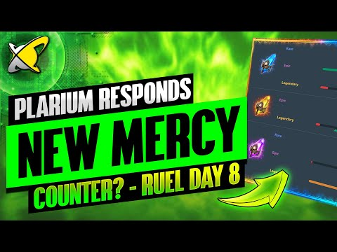 PLARIUM RESPONDS TO MERCY COUNTER! | Ruel The Huntmaster Day 8 | BGE's Guides | RAID: Shadow Legends