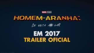 Homem-Aranha: De Volta ao Lar (Spider-Man: Homecoming, 2017) - Trailer Legendado