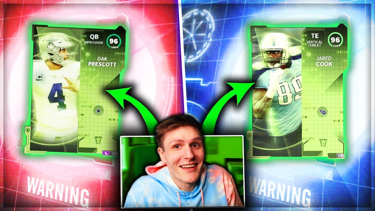 IT'S DOM - *INSANE* $200 TOTW Finale Pack Opening... - Madden 21 Ultimate Team