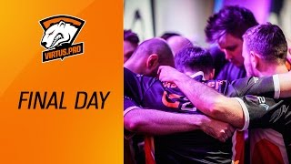 VP at ELEAGUE Major. Virtus.pro's emotions on the final day. | CS:GO