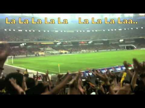 Ultras Malaya - La La La La Ooo Malaysia (Dengan Lirik)