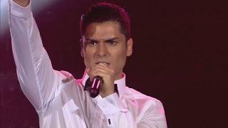 Leandro - Tenho medo de amar (Live)