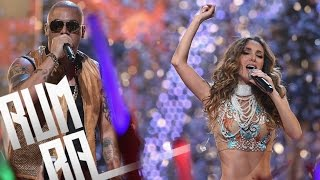 Anahí Feat. Wisin - Rumba ( LIVE - PREMIOS JUVENTUD 2015 ) HD