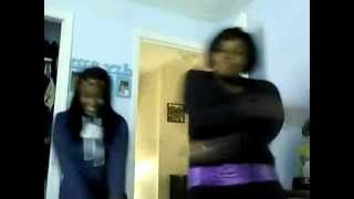 Dance Like A Strippa Mariah and Skye