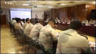 """Clausura """"Curso de Mando y Estado Mayor General"""""""