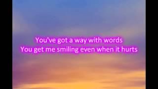 Aaron Kelly - You've Got A Way Lyrics
