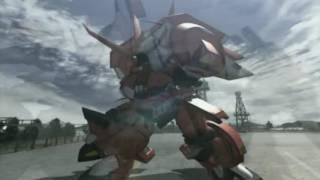 スーパーロボット大戦OG OP(PS2)