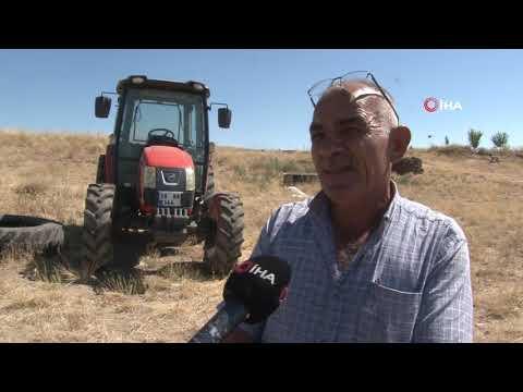 Sıfır Kilometre Aldığı Traktör Hayatını Kabusa Çevirdi