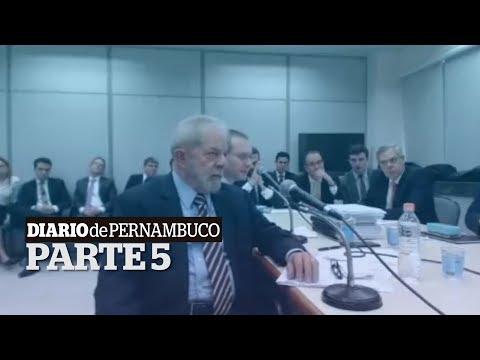 Operação Lava-Jato: depoimento do ex-presidente Lula |  Parte 5