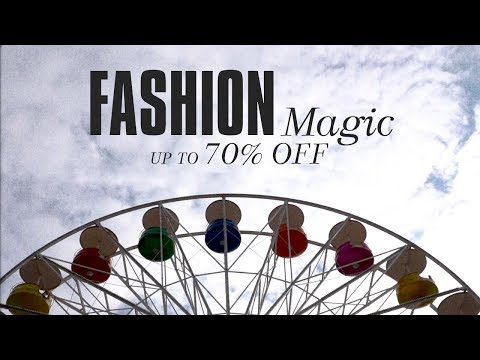 Fashion Magic @One Salonica | Fall Looks up to -70%