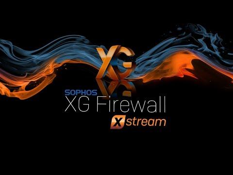 Introducing Sophos XG Firewall Xstream