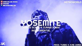Travis Scott - YOSEMITE (Instrumental)