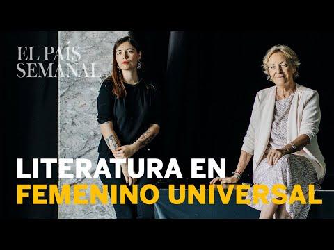 Vidéo de Soledad Puértolas