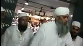 Hazrat ji Maulana Saad Sahab in Markaz Nizamuddin Delhi