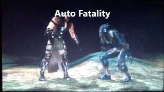 Mortal Kombat 9 Xbox360 Trainer new update