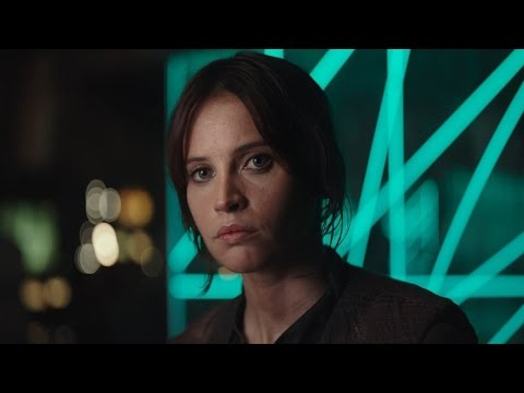 What Jyn Erso Was Doing During Her Lost Years - Rogue One: A Star Wars Story
