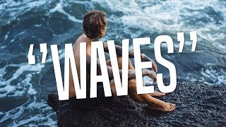 Tropical Pop Instrumental 2018 ''Waves'' [Afrobeat Type Beat]