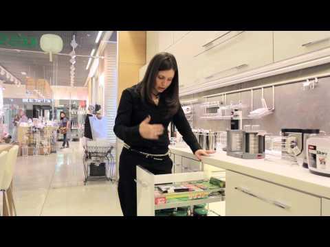 סרטון: ארונות מטבח תחתיים