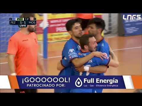 Full Energía Zaragoza - Móstoles Jornada 5 Grupo D Segunda División Temp 20 21