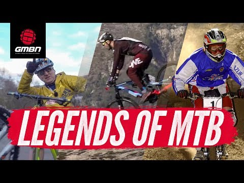 11 MTB Legends | Where Are They Now"