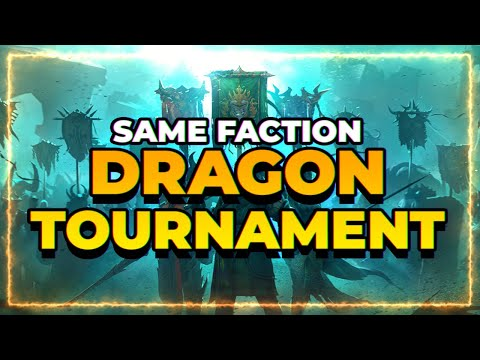 NEW Type of Dragon Tourney! Good or Bad Idea? | RAID Shadow Legends