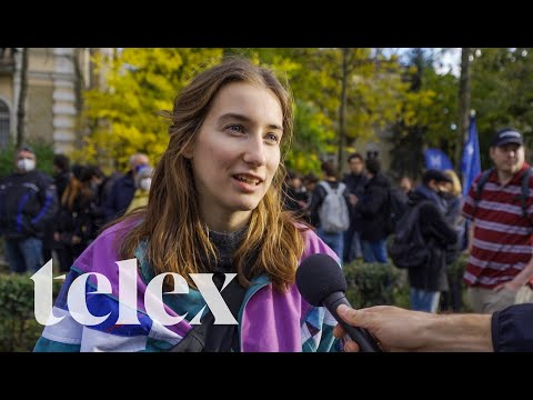 Ellenzéki tüntető: A legjobb az lett volna, ha Gyurcsány lelép a színről