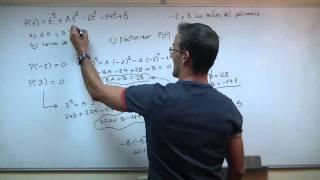 Imagen en miniatura para Factorizacion de polinomios 03