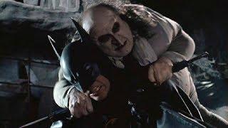 """Cena de """"Batman o Retorno"""": Confronto entre Pinguim e Batman (Dublado)"""