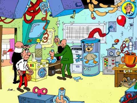 Mortadelo y Filemón: La Máquina Meteoroloca (VEGA Creaciones) (Windows) [1999] [PC Longplay]