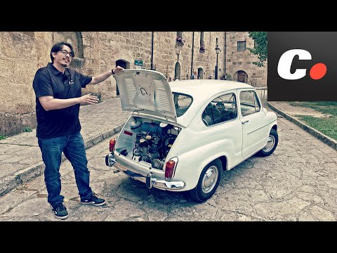"SEAT 600 | ""Retro"" Prueba / Review 