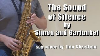 The Sound of Silence - Alto Sax Cover Simon and Garfunkel (+ Disturbed) sixties (Sax Cover ST101)