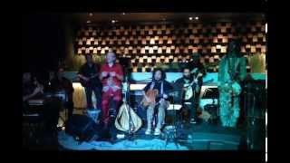 M-PeX @ Jam Session @ «TAB NOIR» (Bali, Indonesia) | 02-05'15
