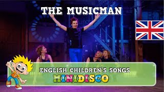 The Musicman | children's songs | kids dance songs by Minidisco