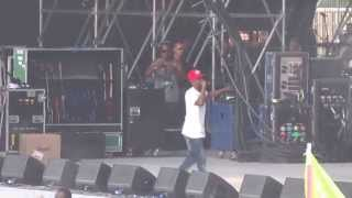 Backseat Freestyle - Kendrick Lamar @ Bonnaroo 2013