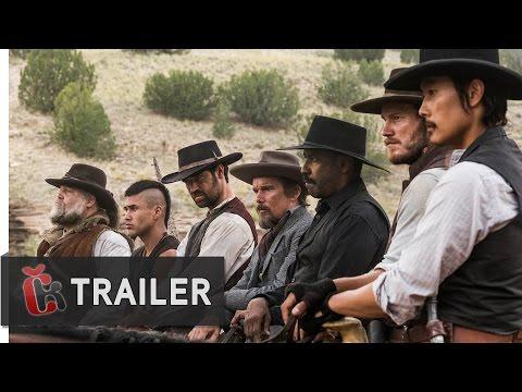 Sedm statečných (2016) - oficiální trailer