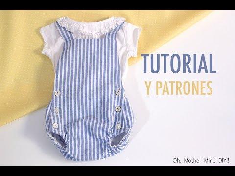 Costura: hacer esta ranita para bebé (patrones gratis en varias tallas)