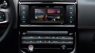 Jaguar XE 16MY | InControl Touch – Sistema di comando della climatizzazione