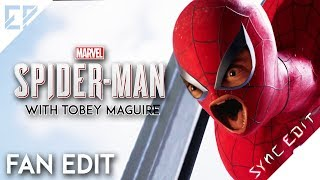 Marvel's Spider-Man (PS4) | Opening with Tobey Maguire