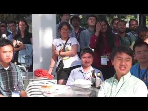 eBay Future Forward Intern Conference 2016