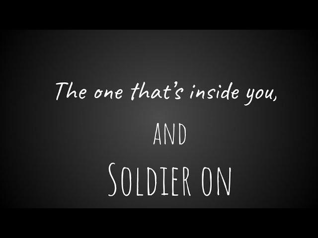 Soldier On door muziekdocenten Segbroek College