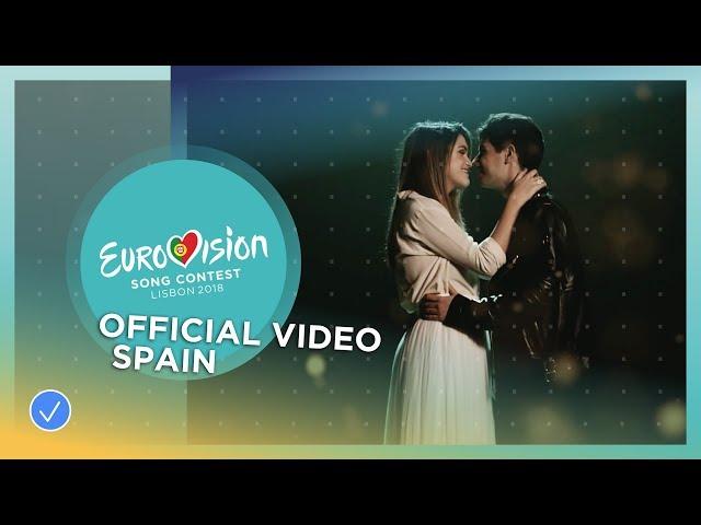 Vídeo oficial de Tu canción de Amaia y Alfred