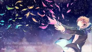 [NIGHTCORE] The Man Who Can't Be Moved - The Script (Lyrics)