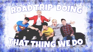 RoadTrip Doing That Thing We Do Lyric Video