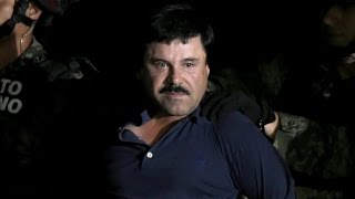 """El Chapo"" lawyers want him released from solitary confinement"