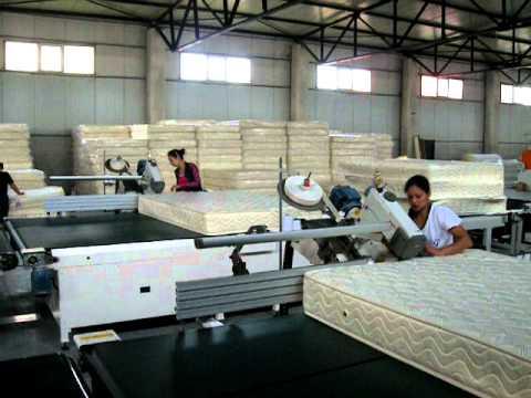 ev tekstili yaylı yatak üretimi   bed times sleep solutions VEYSEL KUTUKLU MATTRESES MACHINERY