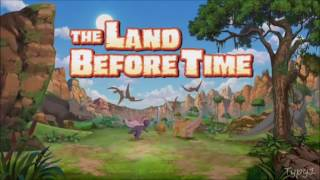 The Land Before Time TV Series Intro (Swedish) [HD]