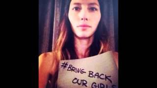Kat Roocks & Sid Mercury for #BringBackOurGirls: Keep your Faith