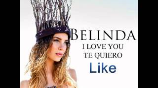 Belinda Ft Pitbull-I Love You... Te Quiero