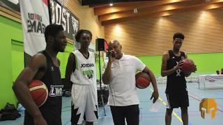 AJB Eindtoernooi basketbal