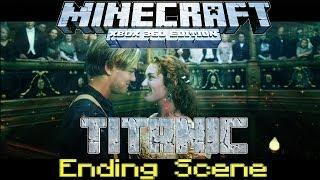 Minecraft TITANIC Ending Scene